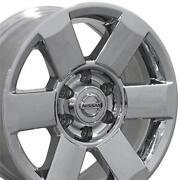 Nissan Titan OEM Wheels