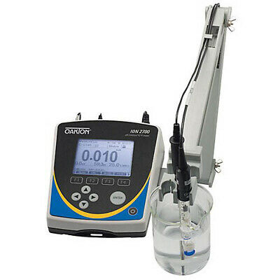 Oakton Wd-35421-00 Ion 2700 Phion Meter Welectrode Probe Stand
