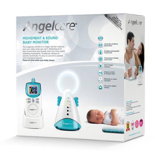 angelcare baby monitor baby intercoms ebay. Black Bedroom Furniture Sets. Home Design Ideas