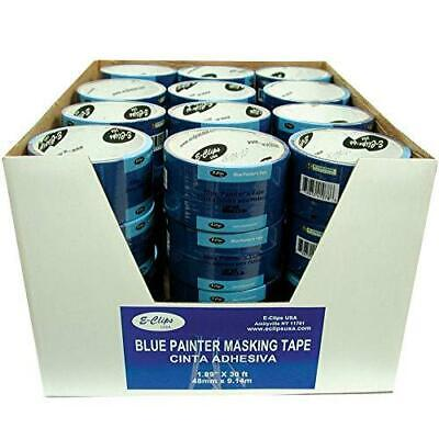 Painters Blue Tape 1.89 X 30 Ft Case Pack Of 48 Ideal For Bulk Buyers