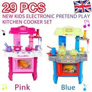 Childrens Play Kitchen