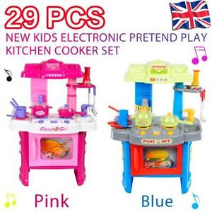 Play kitchen toys games ebay for Kitchen set games