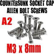 M3 Countersunk
