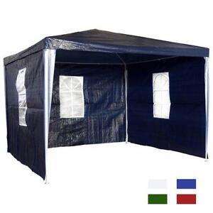 pavillon 3x3m g nstig online kaufen bei ebay. Black Bedroom Furniture Sets. Home Design Ideas