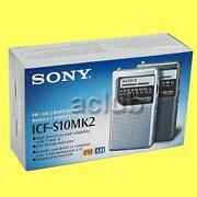 Sony Portable Am FM Radio