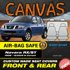 Nissan Canvas Black Seat Covers