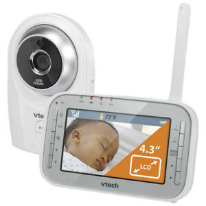 VTech VM341-2 Safe and Sound Full Color Video Monitor