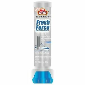 Kiwi Fresh Force Sneaker Shoe Deodorizer Odor Protection Scent Freshner