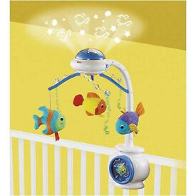 Fisher Price Cot Musical Mobile