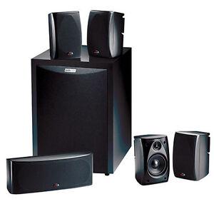 Polk Audio RM6750 5.1 Home Theatre Speaker System