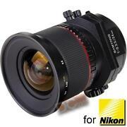 Nikon Tilt Shift