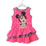 Minnie Mouse Dress 4T