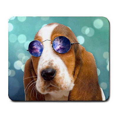 New Basset Hound Dog For Large Mousepad Mouse Pad Free Shipping