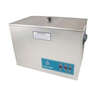 Crest Powersonic Ultrasonic Cleaner 7 Gallon Digital Timer Heat Pc Basket
