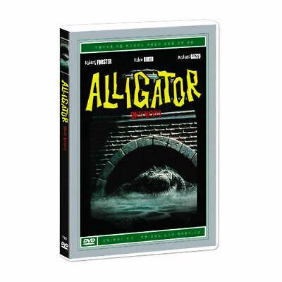 [DVD] Alligator (1980) Robert Forste *NEW