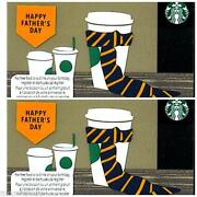 Starbucks Card Fathers Day