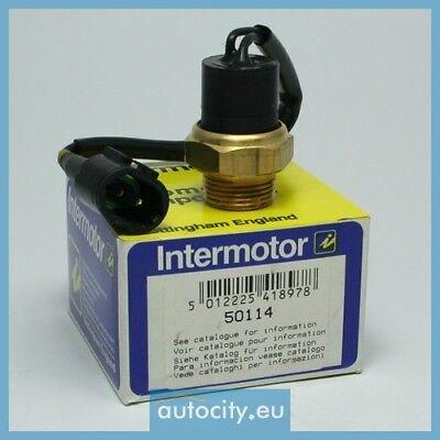 Intermotor 50114 Interrupteur de temperature, ventilateur de radiateur