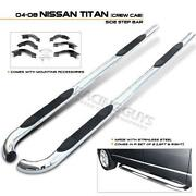 Nissan Titan Nerf Bars