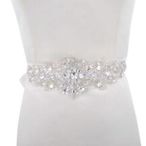 Bridal belt ebay for Belts for wedding dresses ebay