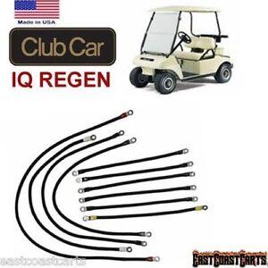 club car ds regen iq golf cart 2003 newer 4 gauge 600 volt. Black Bedroom Furniture Sets. Home Design Ideas