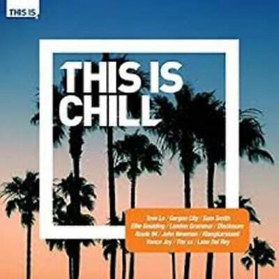 This Is Chill (Double Cd)   BRAND NEW & SEALED