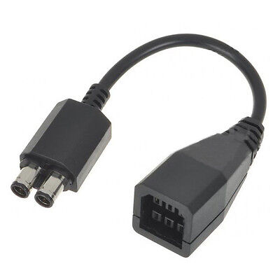 Adapter Converter Cord AC Power Supply Transfer Cable for Microsoft xBox360 Slim, used for sale  Shipping to India
