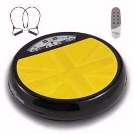 Vibrapower Disc 2 Limited Edition With Resistance Bands & Remote