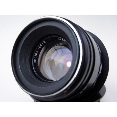 perfect HELIOS 44-2 58mm F2 lens Canon EF EOS USA 2 years warranty Canon Usa Warranty