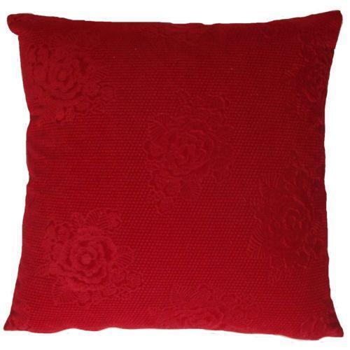 Throw Pillow Red : Red Decorative Pillow Cover eBay