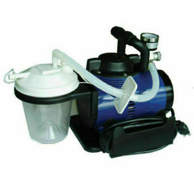Drive Medical 18600 Suction Pump Portable Home Heavy Duty Aspirator Machine New