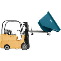 Hoppers/Dumpers, Self-Dumping Trucks, Material Handling