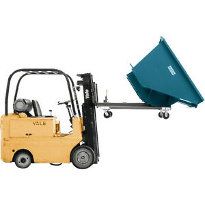 Hoppers, Dumpers, Tilt Trucks, Forklift Mounted