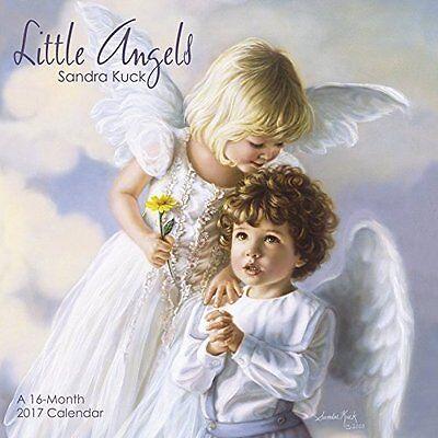 Sandra Kuck   Little Angels Wall Calendar 2017