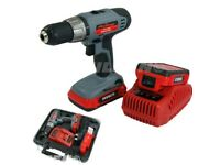 Neilsen 24V LI-ION Cordless Drill 2 Batteries & carry case CT3754