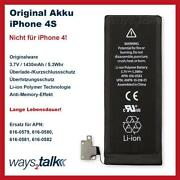 iPhone 4S AKKU