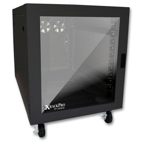 XRackPro 12U New In Box  Model: XR-NRE-12U-US-BLK | Local Pickup Only