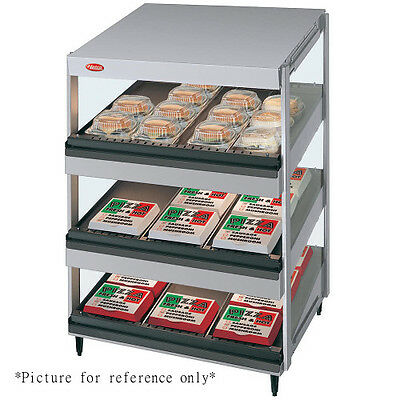 Hatco Grsds-24t Countertop Display Warmer With 3 Tiers And Slanted Shelves