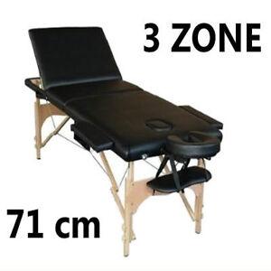 Letto panca per massaggi professionale lettino estetista - Letto portatile ...