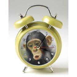 Mark Feldstein Wacky Wakers  Chimp Monkey Alarm Clock NEW