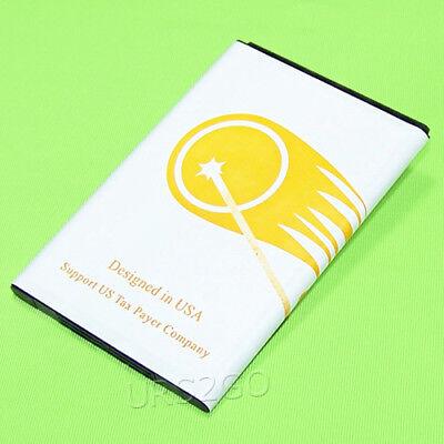 Mobile Battery Life - Long Life Extended Slim battery For T-Mobile LG K20 Plus TP260 Phone (3820mAh)