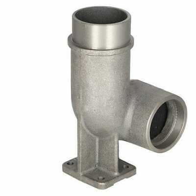 Exhaust Manifold Elbow Compatible With Massey Ferguson 1130 1105 White 2-105