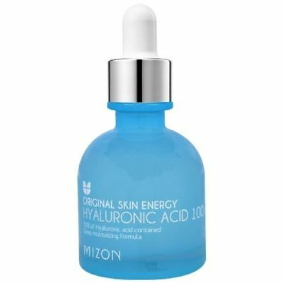 Mizon Hyaluronic Acid 100 Ampoule 30ml Renewal / Free Gift / Korean Cosmetic