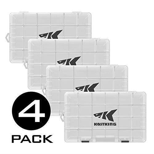 KastKing Tackle Box Utility Tray Plastic 3600 & 3700 Tackle Storage US