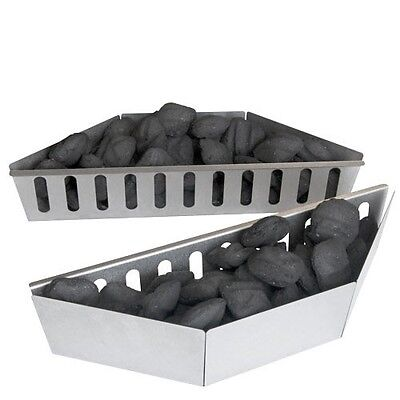 Napoleon Charcoal Baskets For Kettle Grill