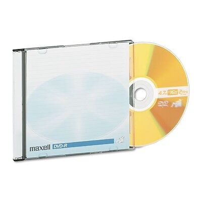 Maxell DVD-R Discs - 638004