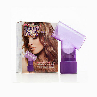 [EYE CANDY] Wind Spin Magic Hair Curl Diffuser