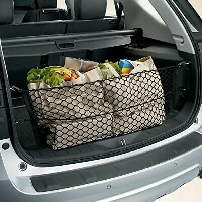 ENVELOPE STYLE TRUNK CARGO NET ORGANIZER FOR CHEVY EQUINOX GMC TERRAIN (New Oem Pda Stylus)