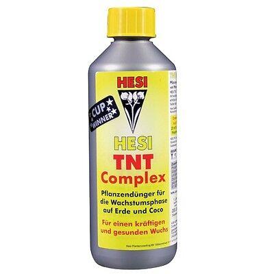 Hesi TNT Complex 1000ml Pflanzendünger für die Wachstumsphase auf Erde und Coco