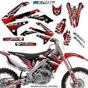 CR125R Graphics