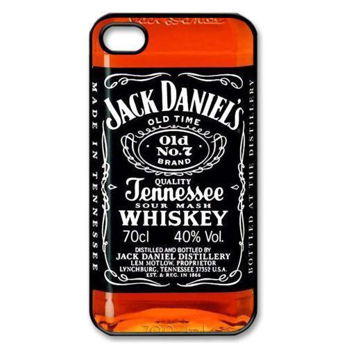 iphone 4 case jack daniels ebay. Black Bedroom Furniture Sets. Home Design Ideas
